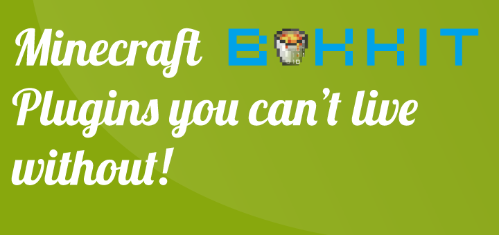 Minecraft bukkit plugins your server cannot be without 6 minecraft bukkit plugins your server cannot be without sciox Images